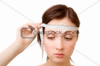 Brain measuring