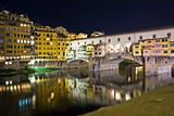 Ponte vecchio, Florence