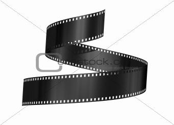 Black Film Banner
