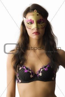 carnival in lingerie