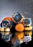 Orange Watches