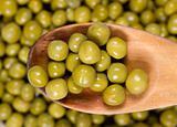 Pickle peas