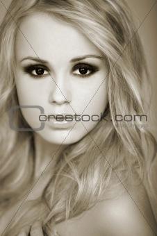 Blond Sexy Girl