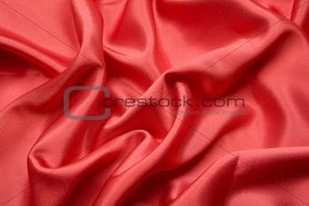 Red satin pattern