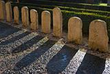 roman tombstones