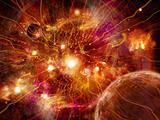 Power streams of universe
