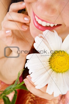 smile and camomile