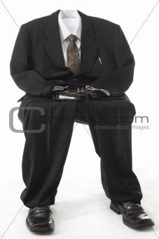 Businessman characterization