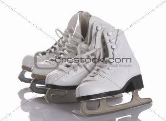 Four Figure Skates