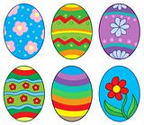 Easter eggs collection 1