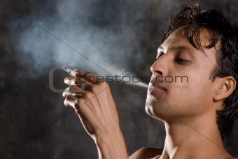 The smoking