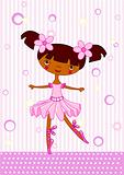 Ballet girl