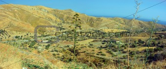 Calabria landscape