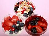 Healthy yogurts