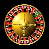 roulette wheel