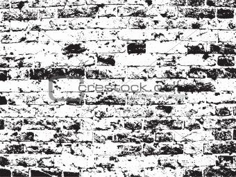 grunge grunge brick wall background