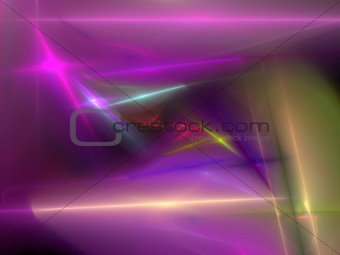 Abstract background. Purple - yellow palette.
