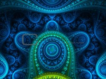 Blue Jewel