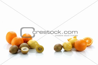 Group of fruits