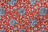 Tapestry Fabric Background Pattern