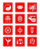 Chinese culture icons | RED two