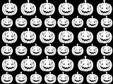 funky halloween vector sheet12