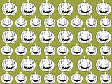 funky halloween vector sheet14