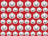 funky halloween vector sheet15