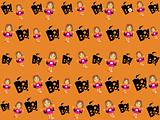 funky halloween vector sheet34
