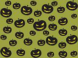 funky halloween vector sheet43