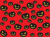 funky halloween vector sheet45