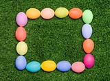 Egg frame