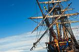 We furl sails