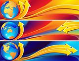 globe banner