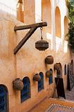 Harmonious Arab architecture