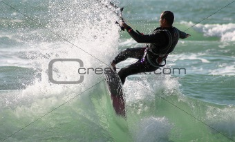 Kitesurfer #2.