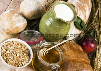 Bread mix