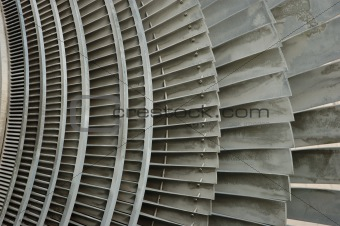 atomic power plant turbine