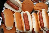 Hotdogs Ready to Serve