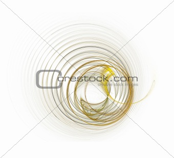 Business Graphic - Classy Yellow and Gold Motif