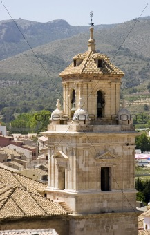Church in Caravaca de la cruz