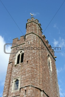 An old Church tower