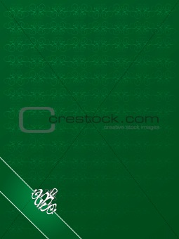 classy background green
