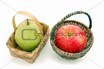 apple-pear-basket