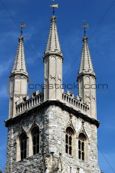 Church in central London