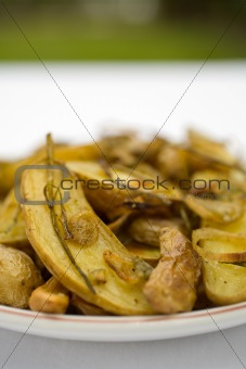 Potatoes Roasted Fingerling