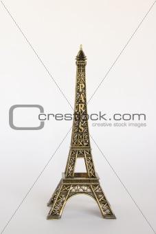 Small bronze copy of Eifel tour