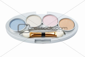 Assortment of makeups
