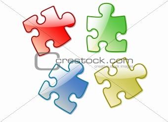 4 colorise puzzle