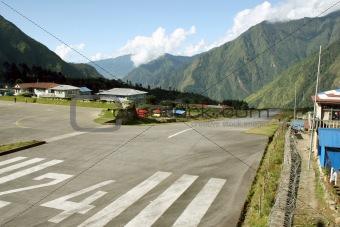 Lukla Airstrip - Nepal